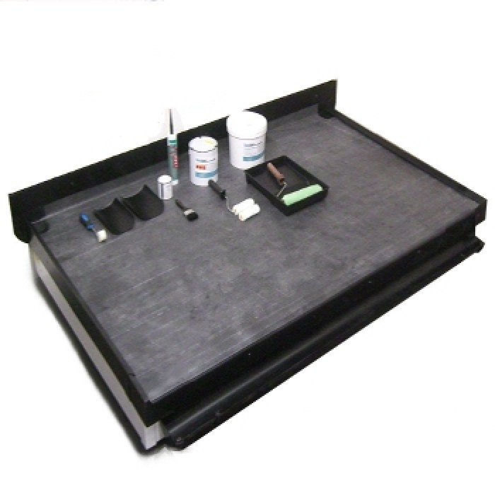 Flat Epdm Rubber Roof Kits Rubber 4 Roofs