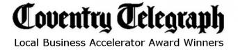 Coventry Telegraph Accelerator Awards