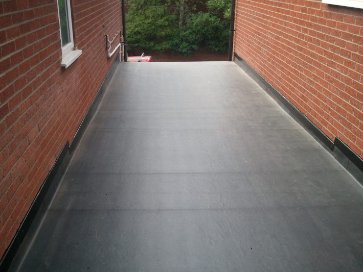 What Is The Best Flat Roofing Material Rubber4roofs Blog