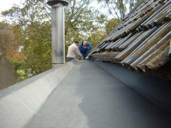 Gutter Liners And Epdm Linings Systems From Rubber4roofs