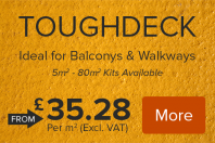 View our ToughDeck Roof Kits