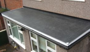 Classicbond Epdm Rubber Roof Covering 1 20mm Rubber4roofs