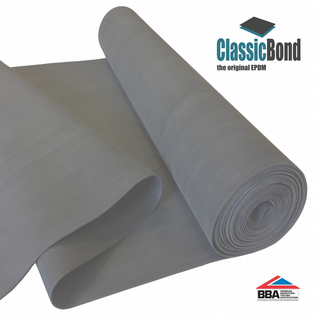 1.2mm ClassicBond EPDM Roof Covering