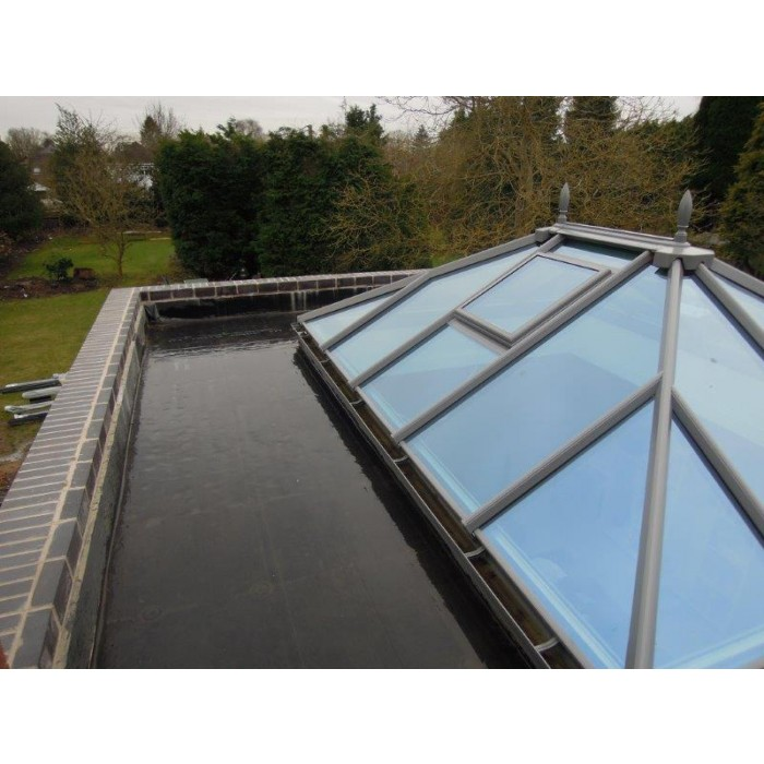Orangery Epdm Roof Kit 6 X 3 Rubber 4 Roofs