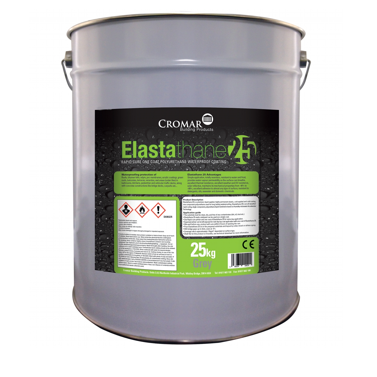 Elastathane25 Liquid Waterproofer